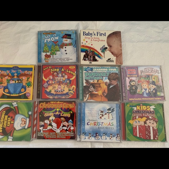 Children's Music Cd'S